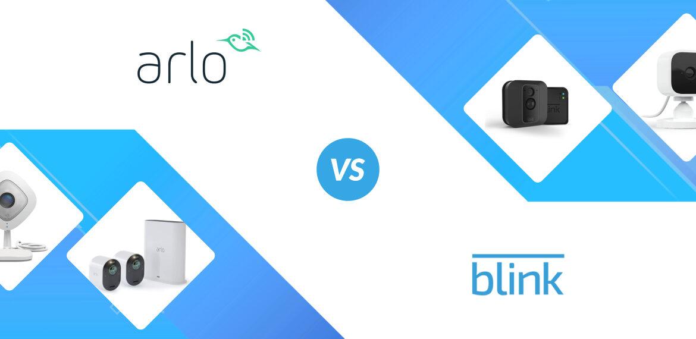 Arlo vs Blink