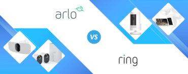 Arlo vs Ring: Home Security Head to Head