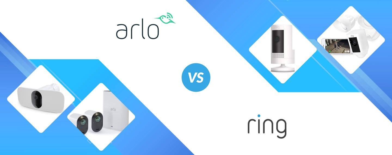 Arlo vs Ring