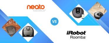 Neato Vs Roomba: Robot Vacuum Face-Off!