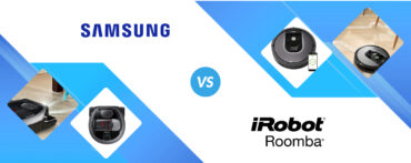 Samsung Vs Roomba: Robot Vacuum Head to Head!
