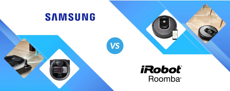 Samsung vs Roomba