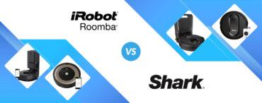 Roomba vs Shark: Robot Vacuum Showdown!