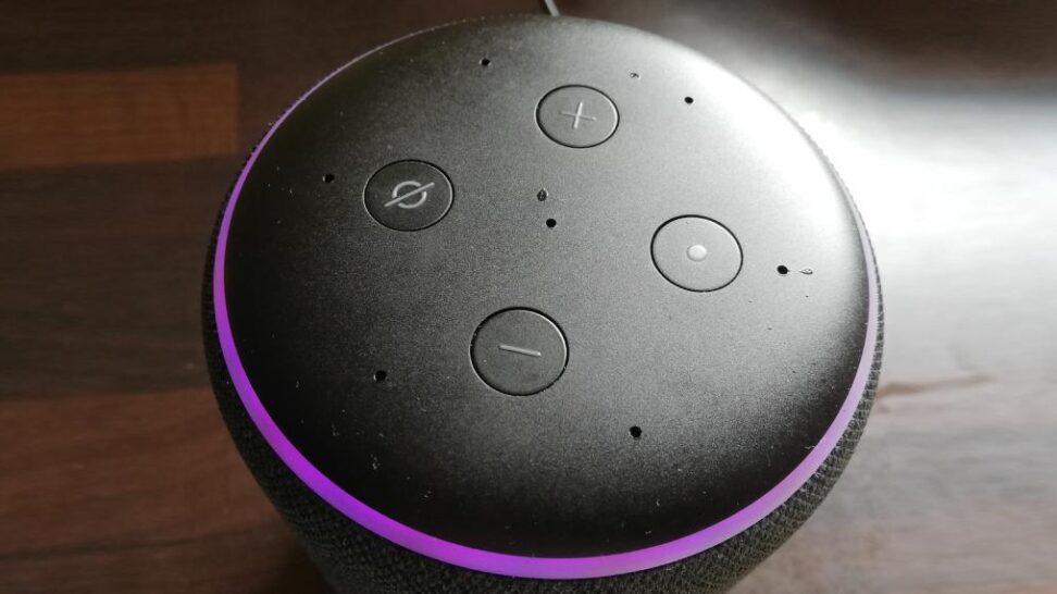 Alexa Purple Ring