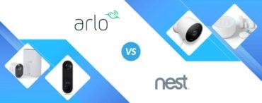 Arlo vs Nest