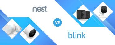 Nest vs Blink: Security Head to Head!