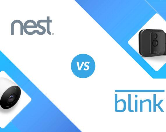 Nest vs Blink