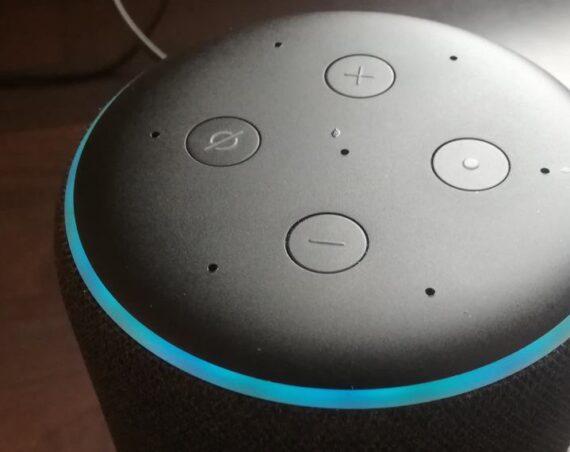 Alexa Blue Ring