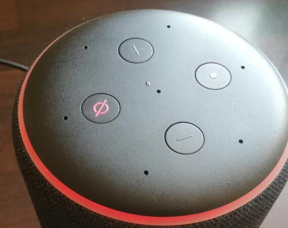 Alexa Red Ring