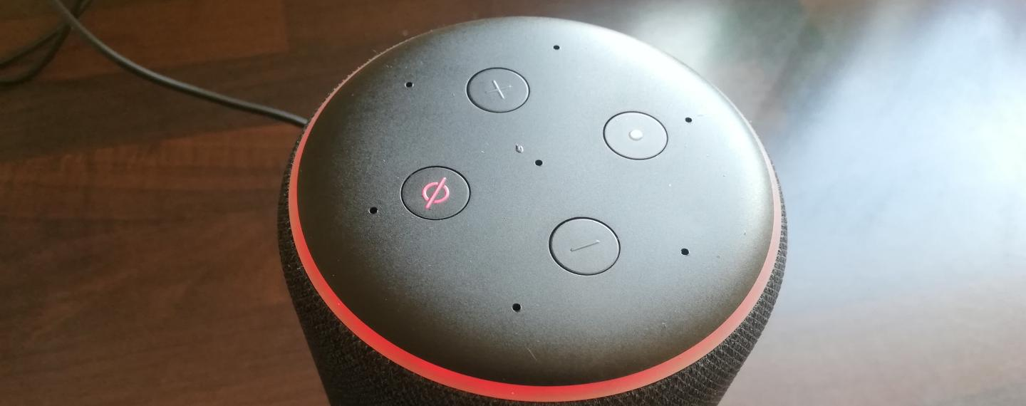 Alexa Red Ring