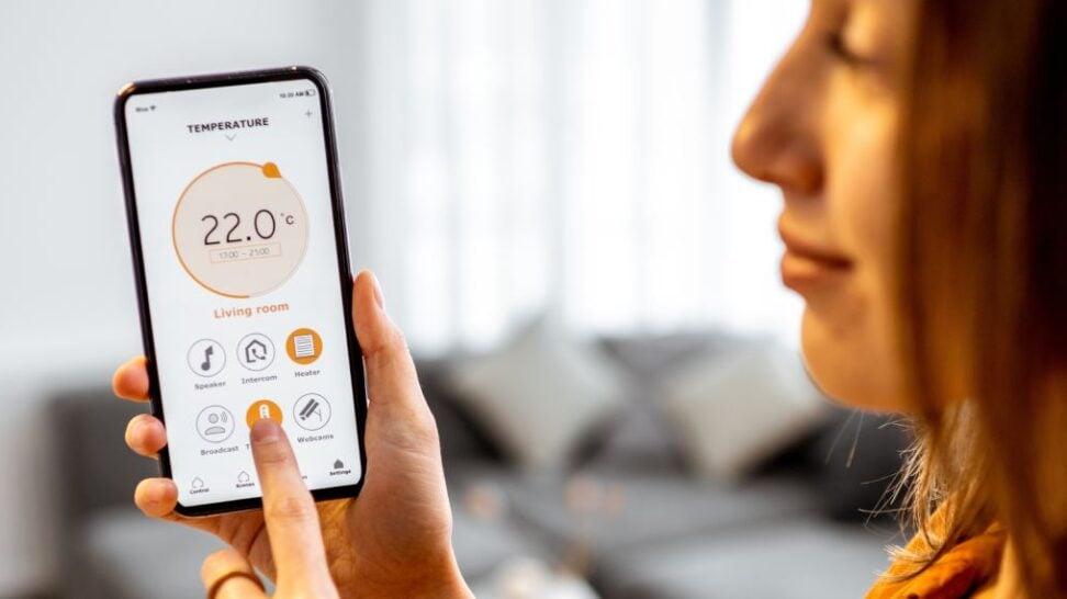 Line Voltage Smart Thermostats