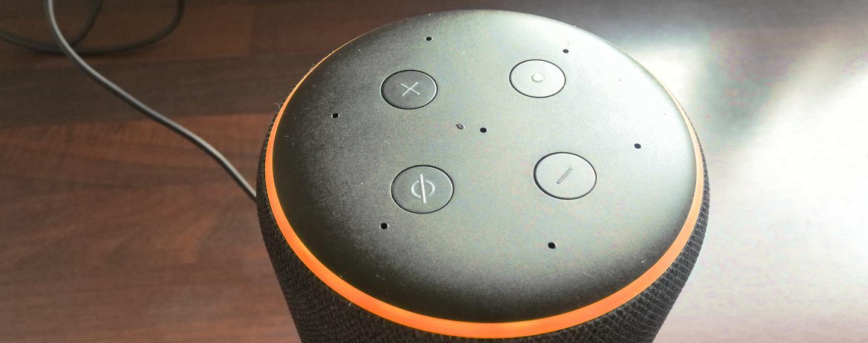 Alexa Orange Ring