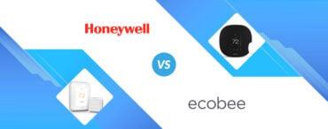 Honeywell vs ecobee: Smart Thermostat Head to Head!