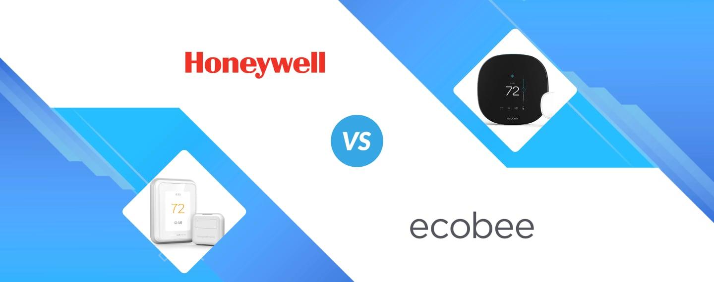 Honeywell vs Ecobee