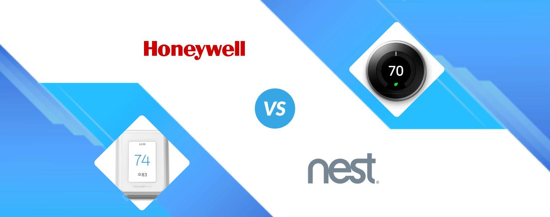 Honeywell vs. Nest