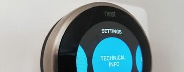 Nest Thermostat Low Battery Fix