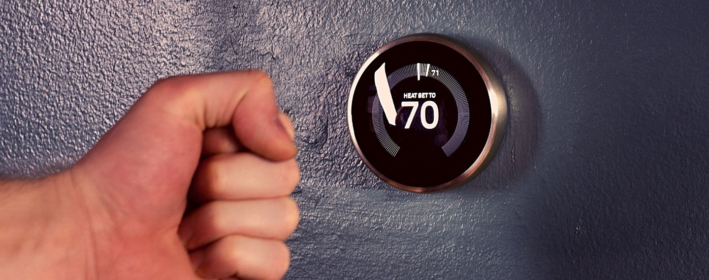 Solved Nest Thermostat Blinking Lights Smart Home Perfected