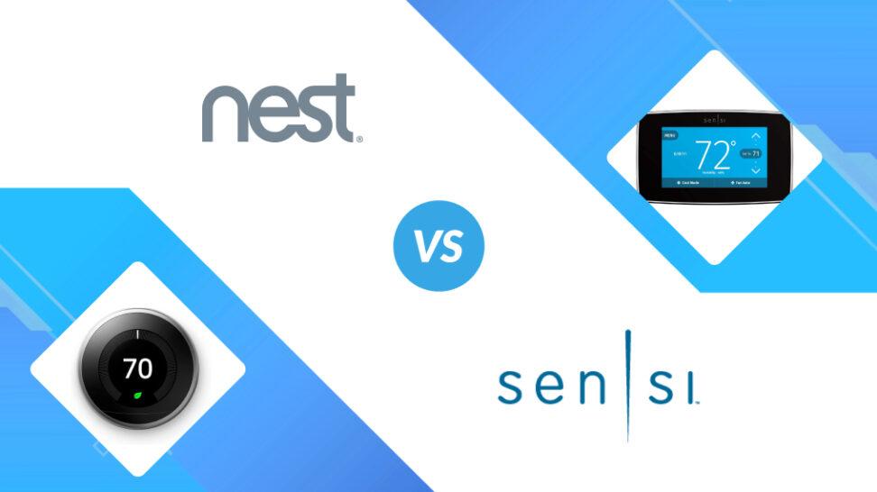 Sensi vs Nest: Smart Thermostat Showdown!