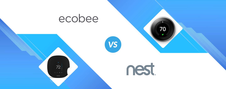 ecobee vs Nest