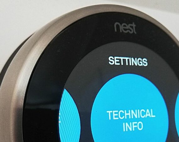 Nest battery voltage