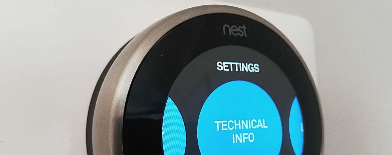 Nest battery voltage