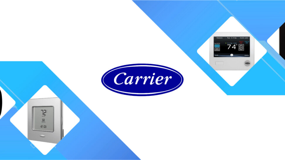 Carrier Thermostat