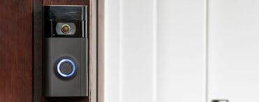 Solved: Ring Doorbell Camera Flashing Blue