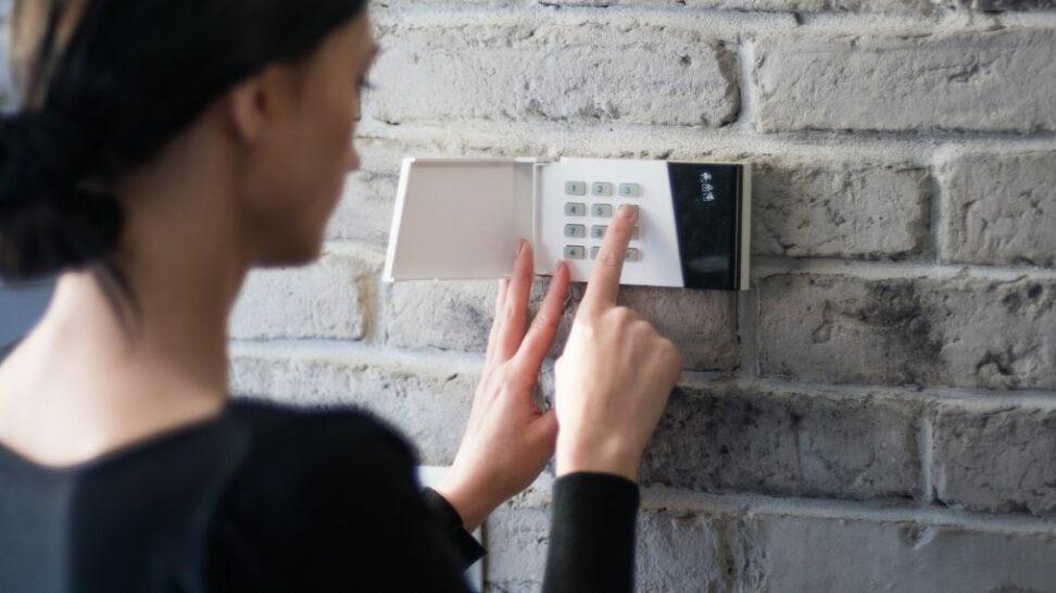Monitronics Alarm System