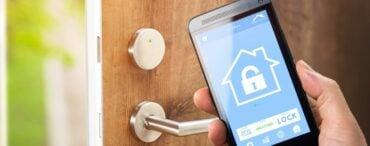 RFID & NFC Smart Door Locks 2021