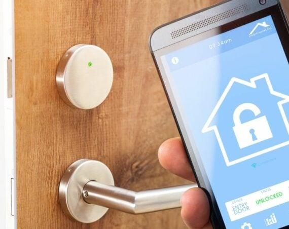 RFID & NFC Smart Door Locks