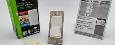 Enbrighten No-Neutral Z-Wave Smart Dimmer Switch Review