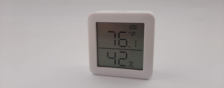 SwitchBot Thermometer & Hygrometer
