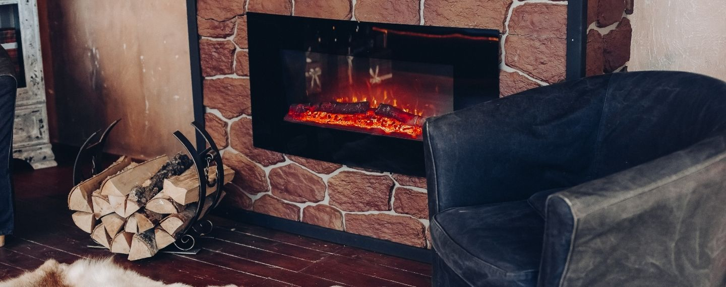 Best Smart Fireplaces (Electric) with Alexa Voice & Remote Control