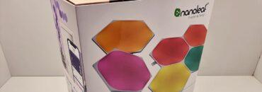 Nanoleaf Hexagon Shapes Review
