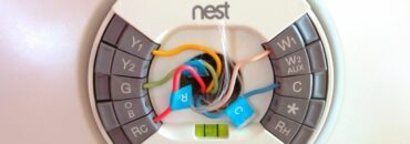 Solved: Thermostat & No C-Wire